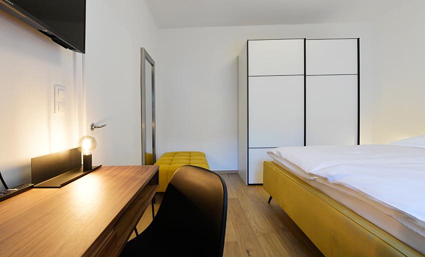 Doppelzimmer in Johannas Ferienwohnung